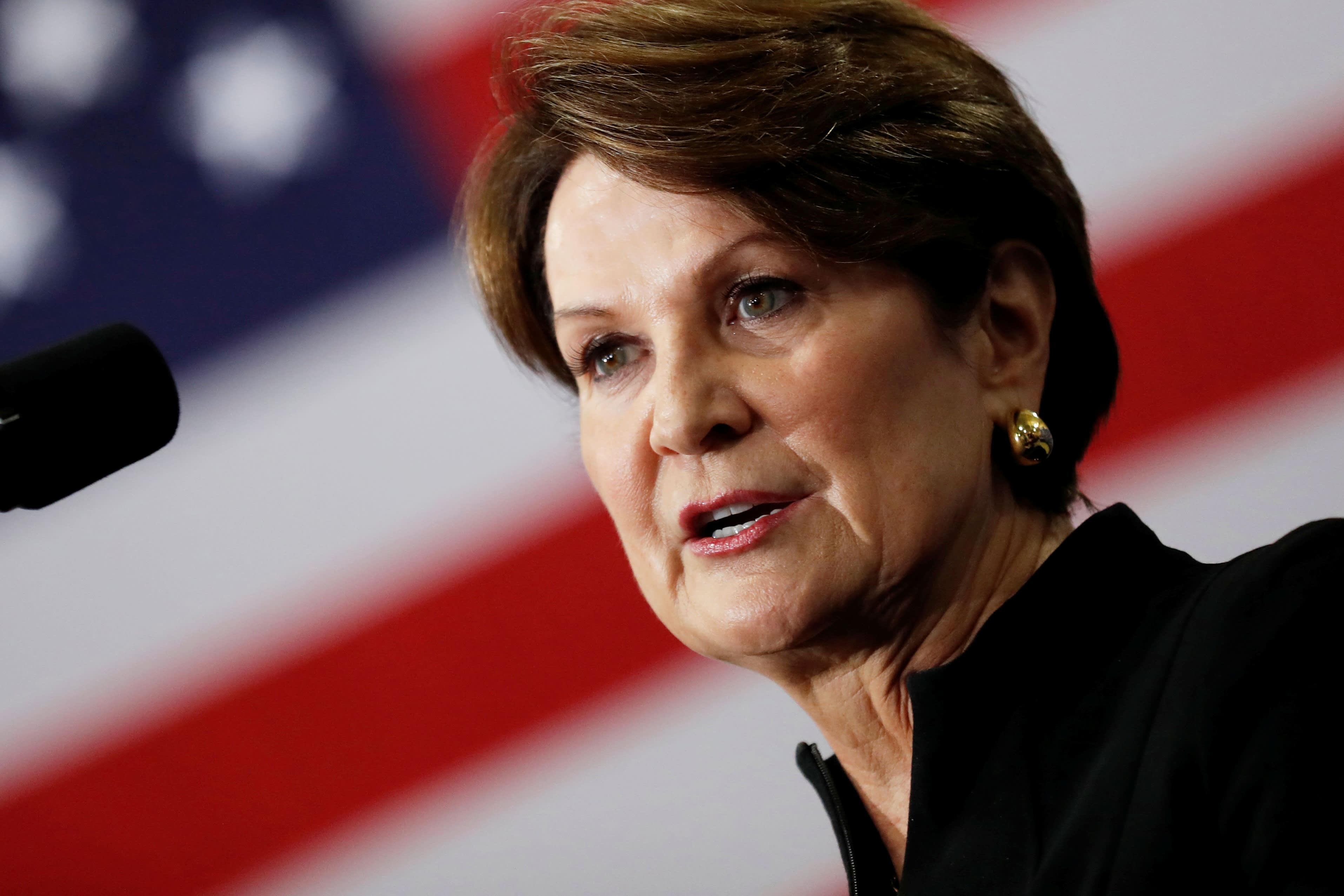 Lockheed Martin has become a stock market juggernaut under CEO Marillyn Hewson