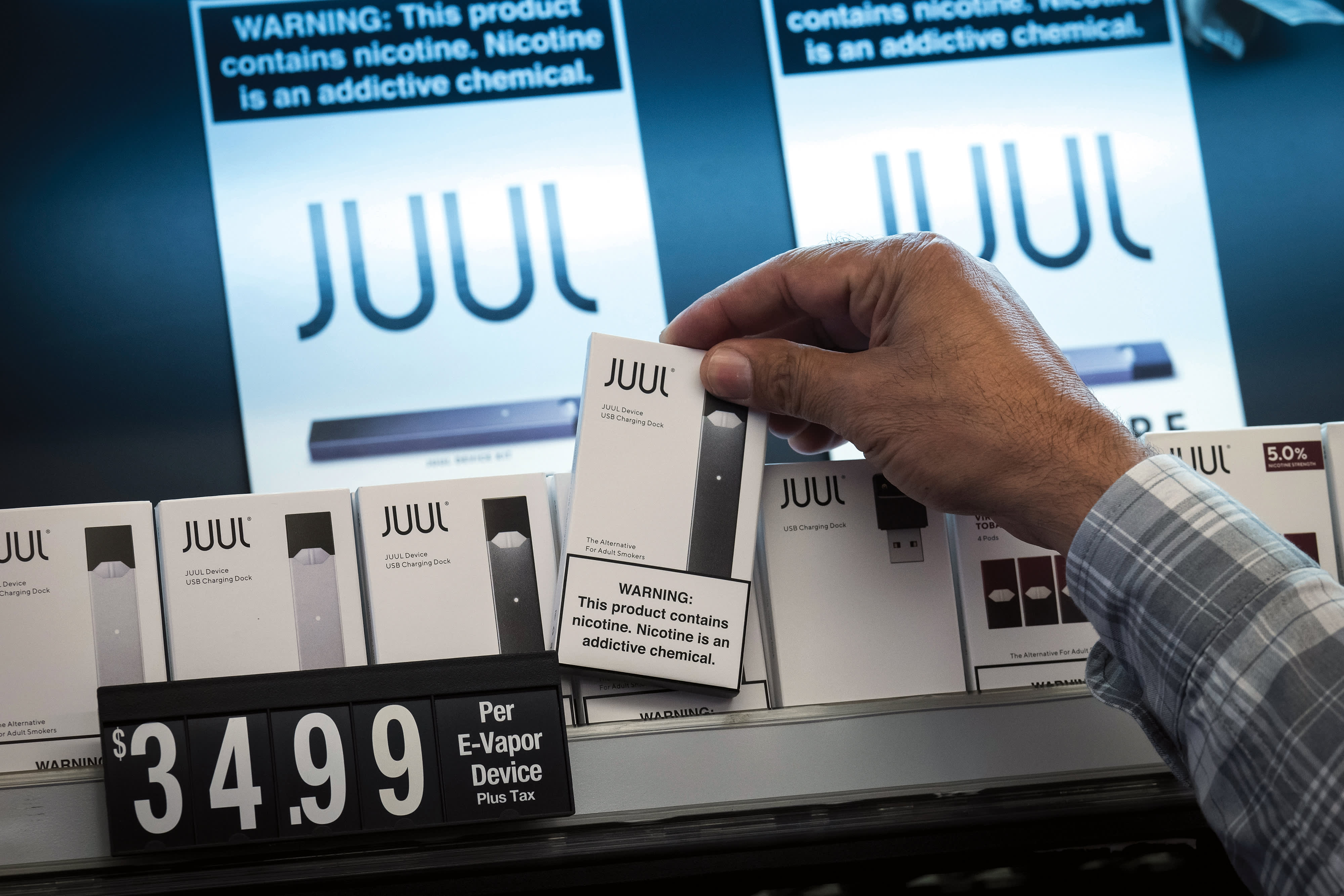 Juul's apology 'fake,' Campaign for Tobacco-Free Kids says