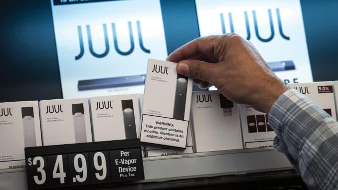 GP: JUUL cigarettes on sale 190626