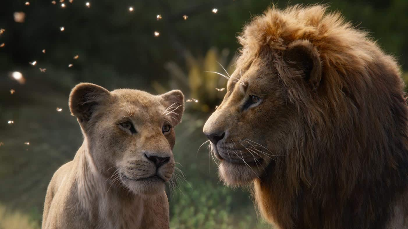 Disney calls 'The Lion King' live-action. The Golden Globes just nominated it for best animated feature