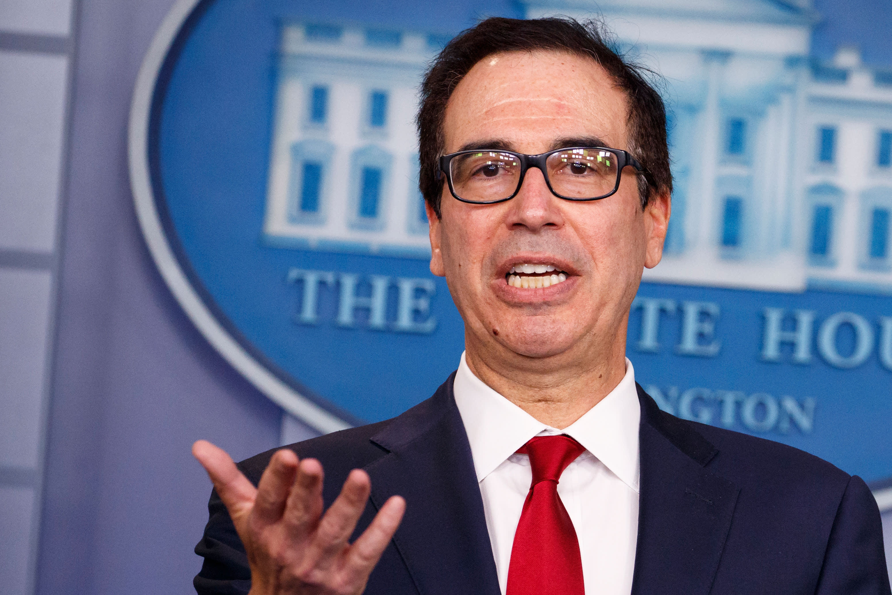 Mnuchin: US has 'very serious concerns' that Facebook's Libra could be misused by terrorists