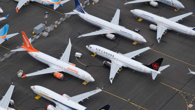 GP: Grounding Of Boeing 737 MAX Planes Extended 190627