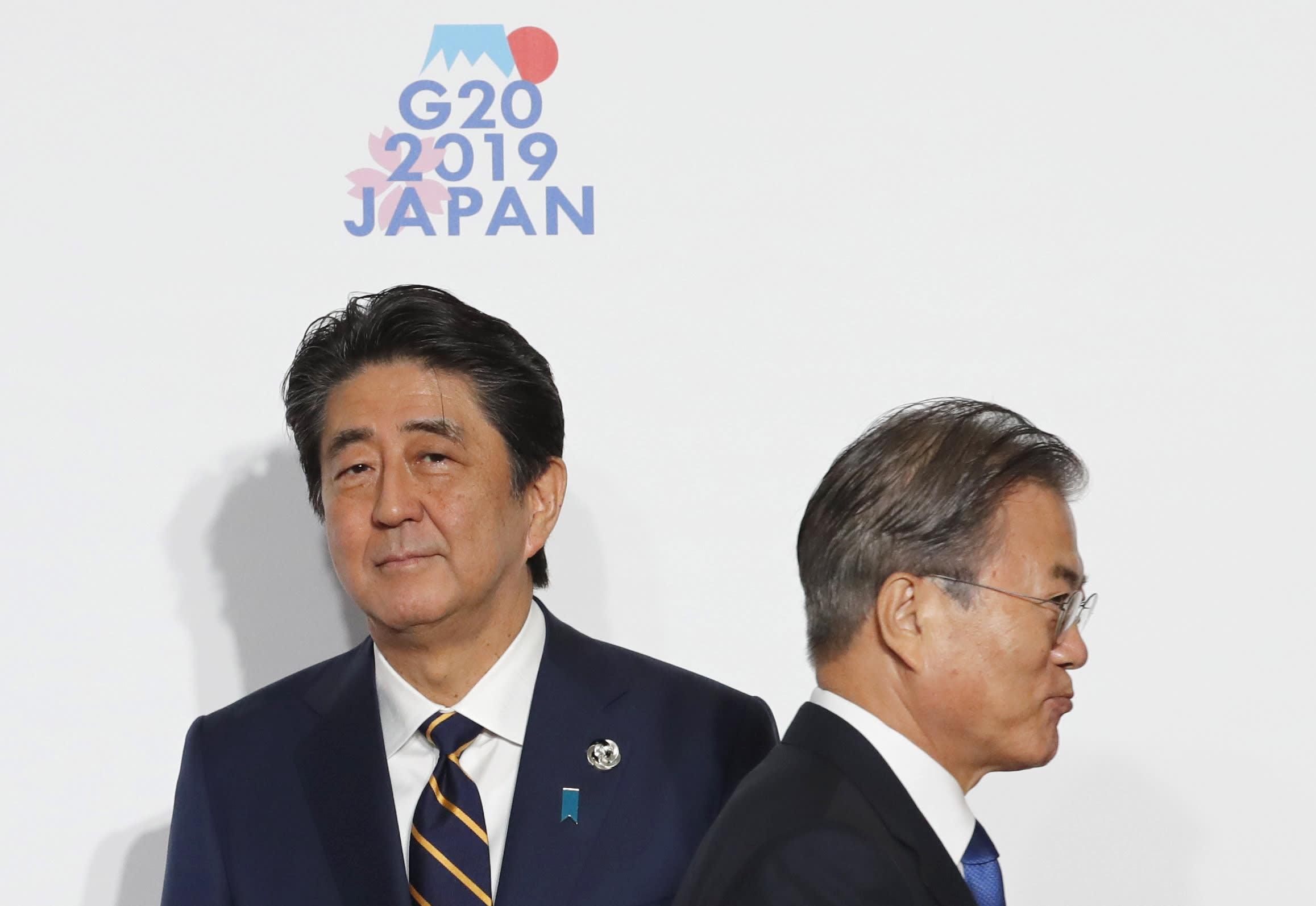South Korea to drop Japan as a preferential trade partner thumbnail