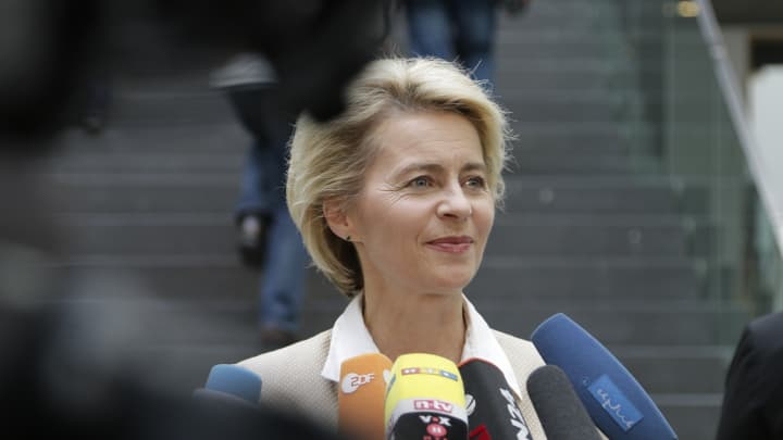 Ursula von der Leyen will be the next EU Commission president after lawmakers back her nomination