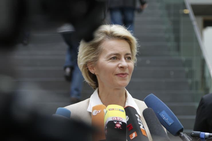 GP:Ursula von der Leyen