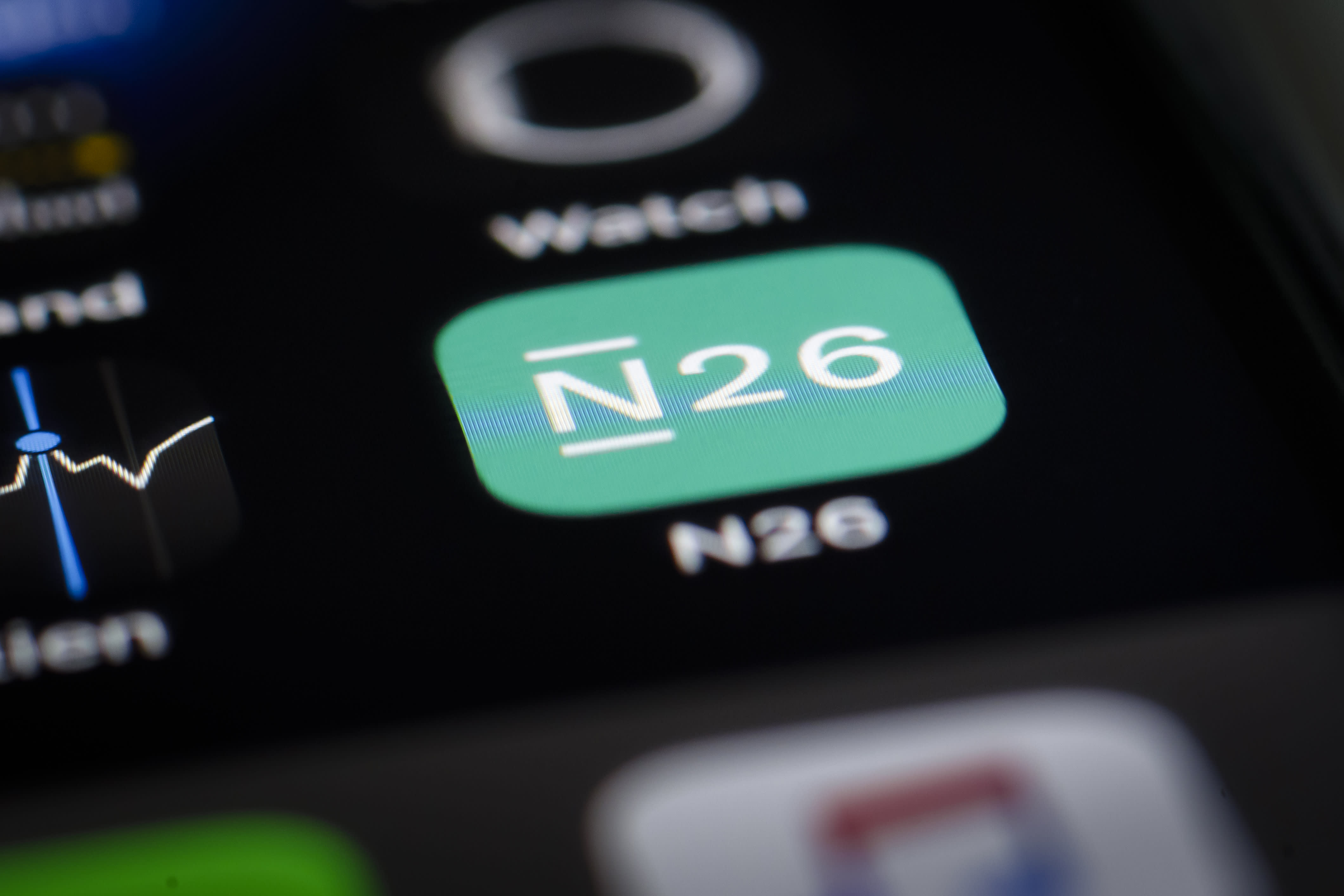 German mobile bank N26 is thinking of making its first acquisition
