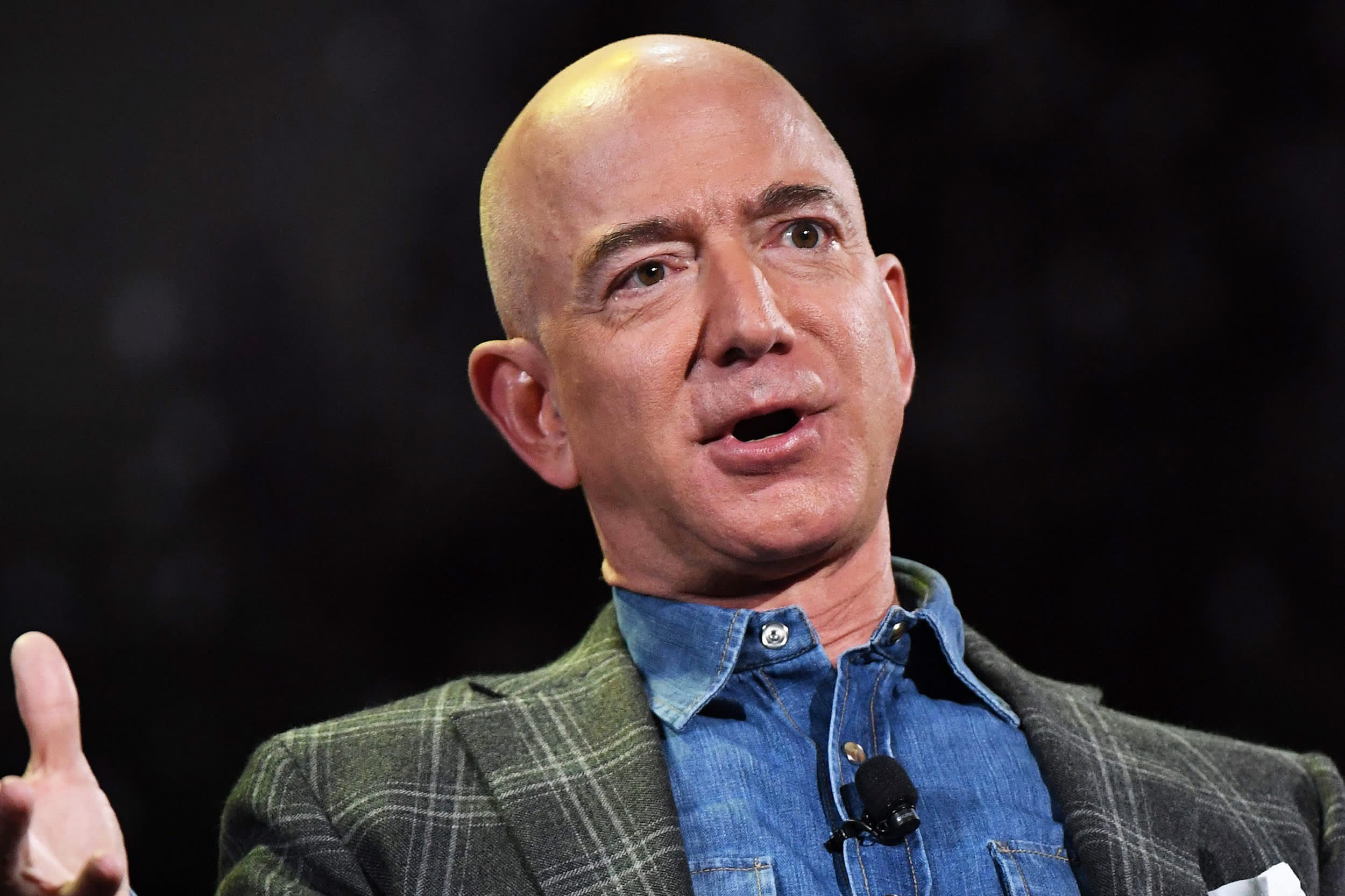 Jeff Bezos says this is what he would have done if Amazon didn't work out