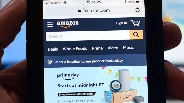 Retailers should thank Amazon: Adobe estimates the size of a Prime Day bump