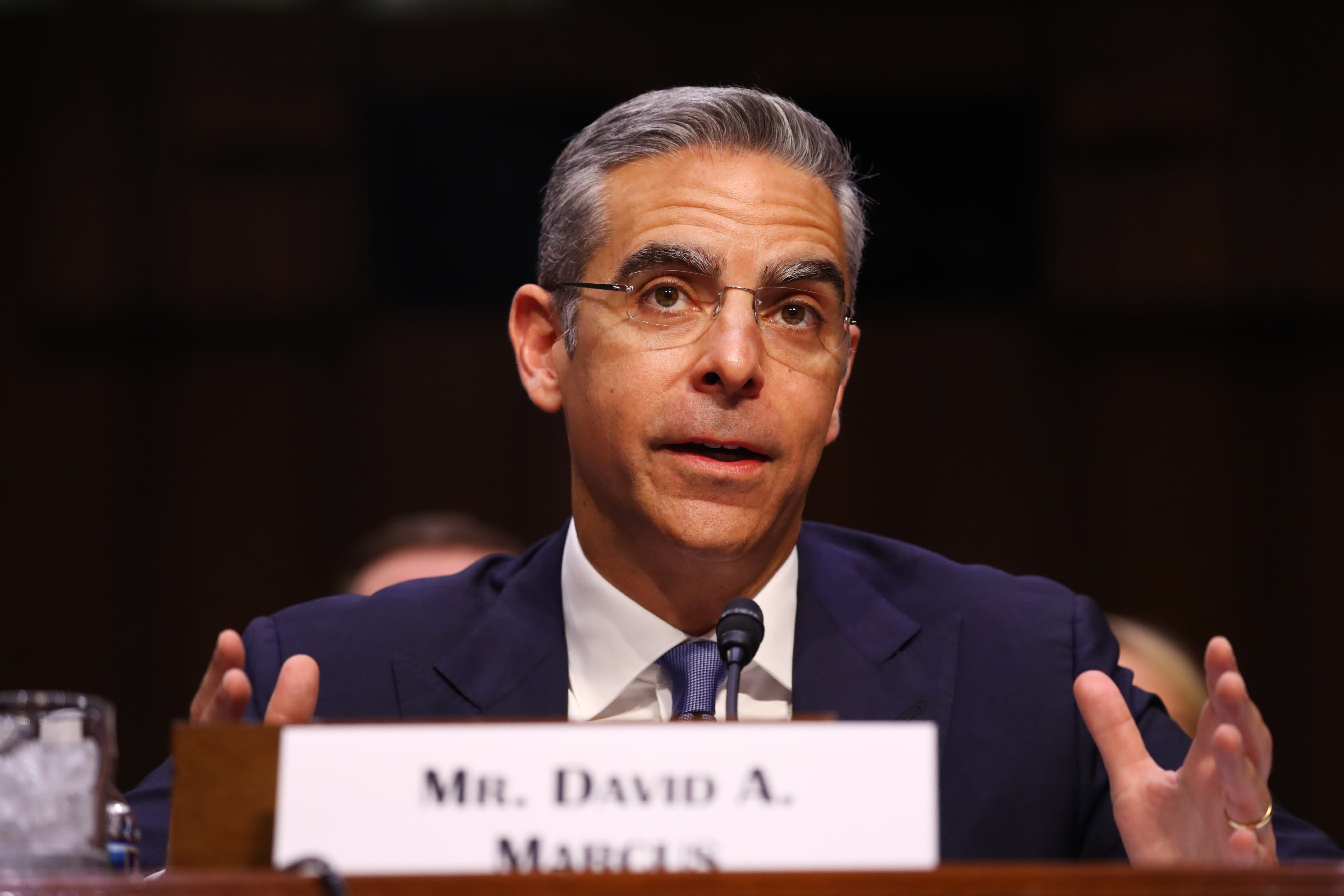 Image result for david marcus