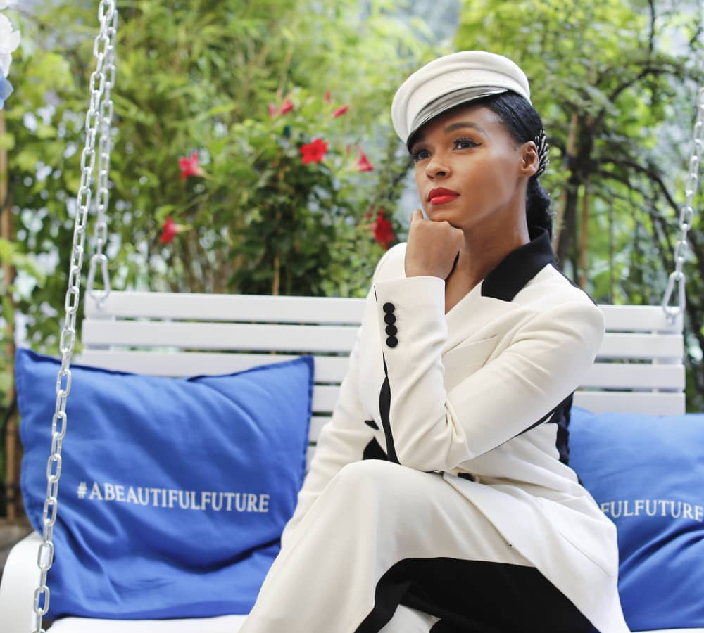 Janelle Monáe blew hundreds of dollars on vintage clothes before she made it big