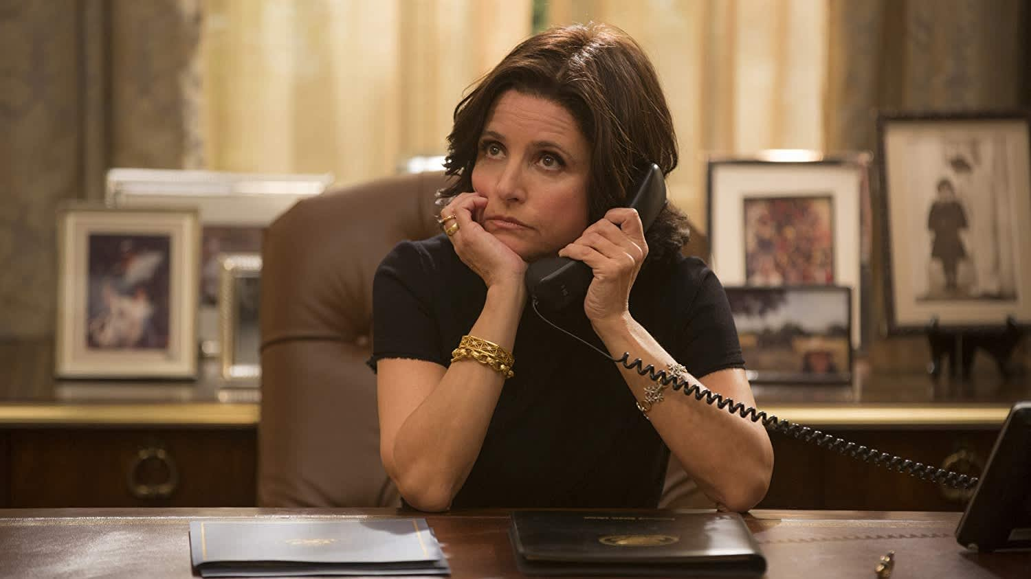 Julia Louis-Dreyfus could break Emmy record she shares with Cloris Leachman in September