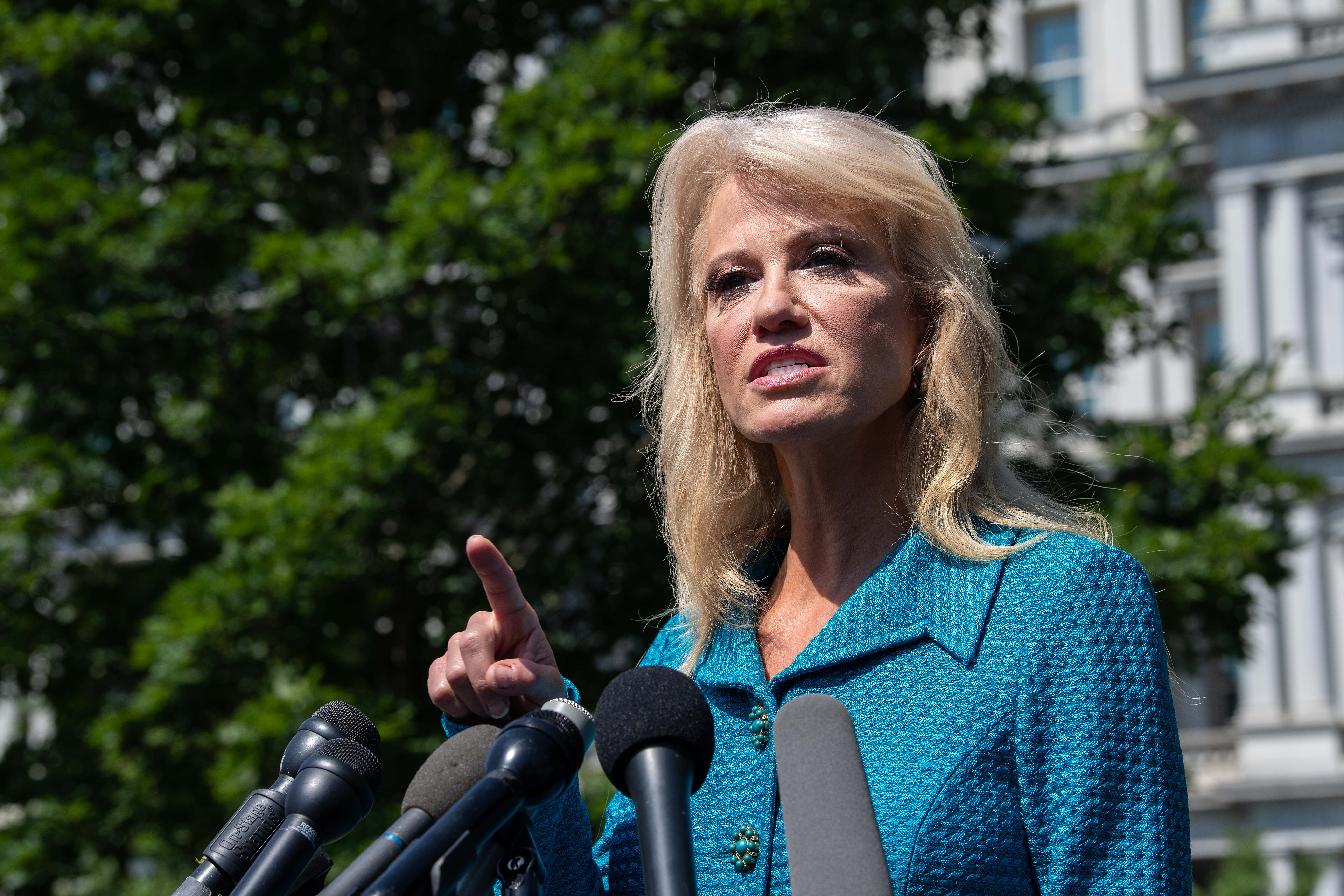 Keyllanne Conway says Trump administration ready to tap strategic petroleum reserve if necessary