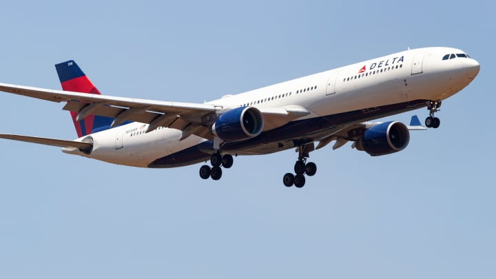 What's the most stressful part of your trip? Delta wants to know