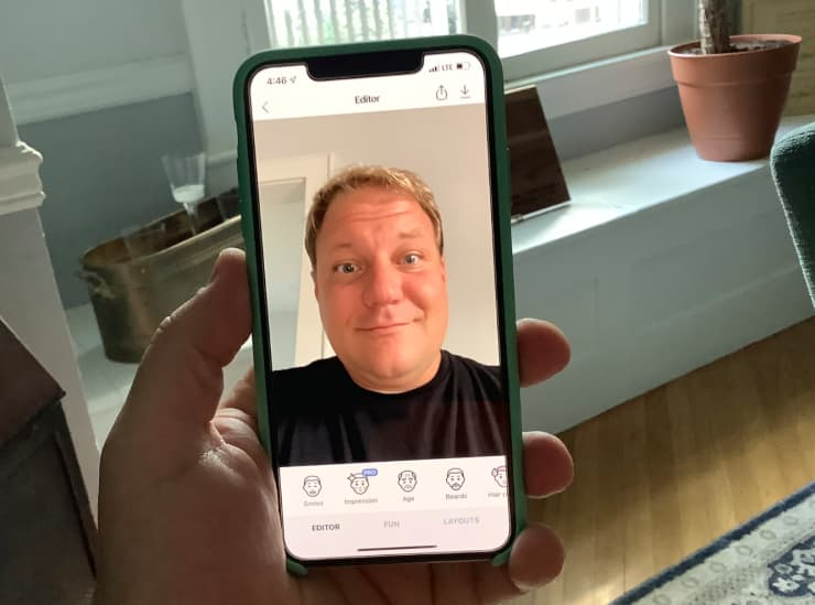 CNBC Tech: FaceApp 3