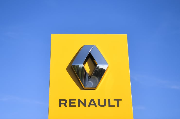 GP: FRANCE-AUTOMOBILE-RENAULT