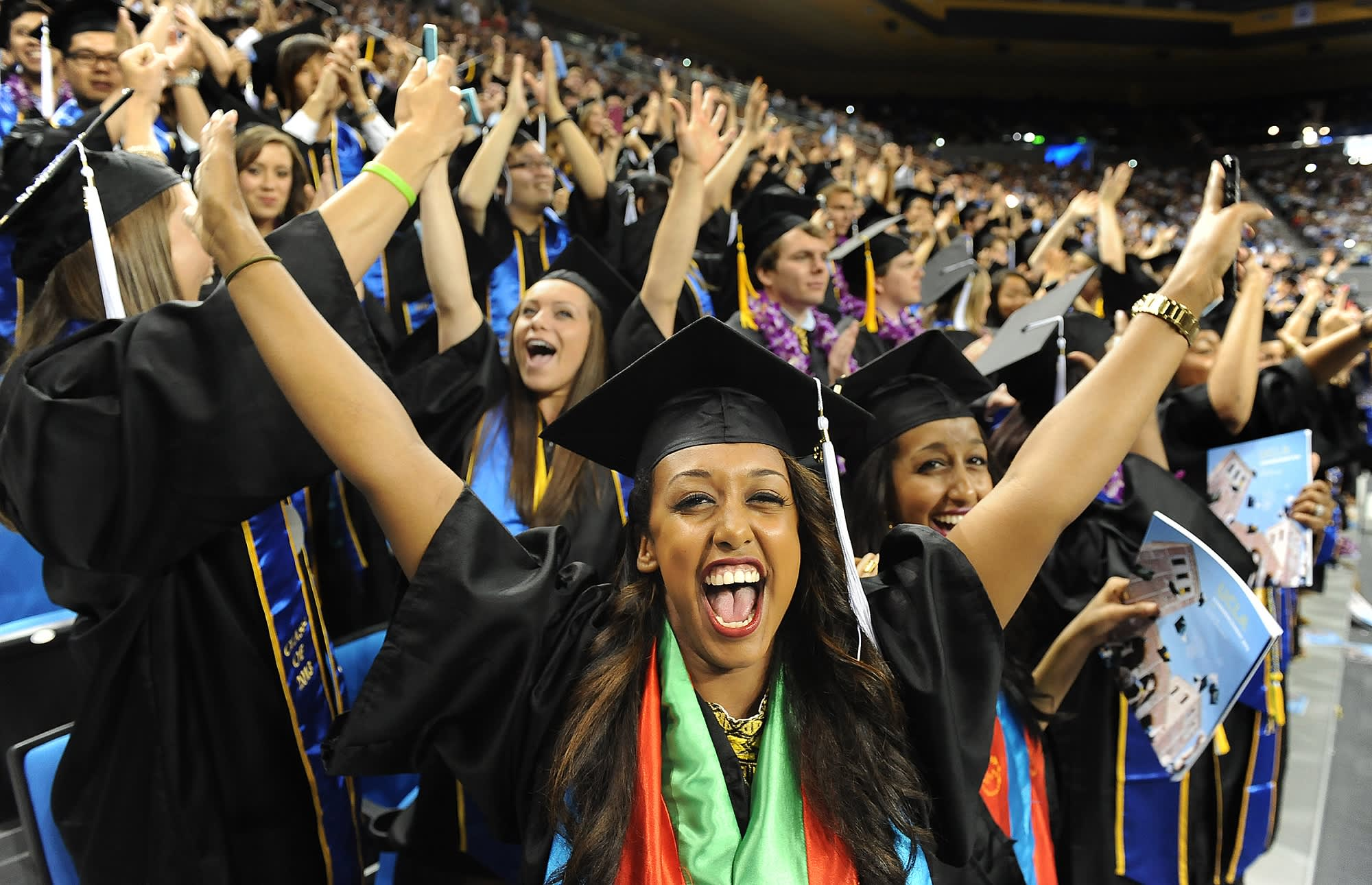 The top 10 public US colleges that pay off the most