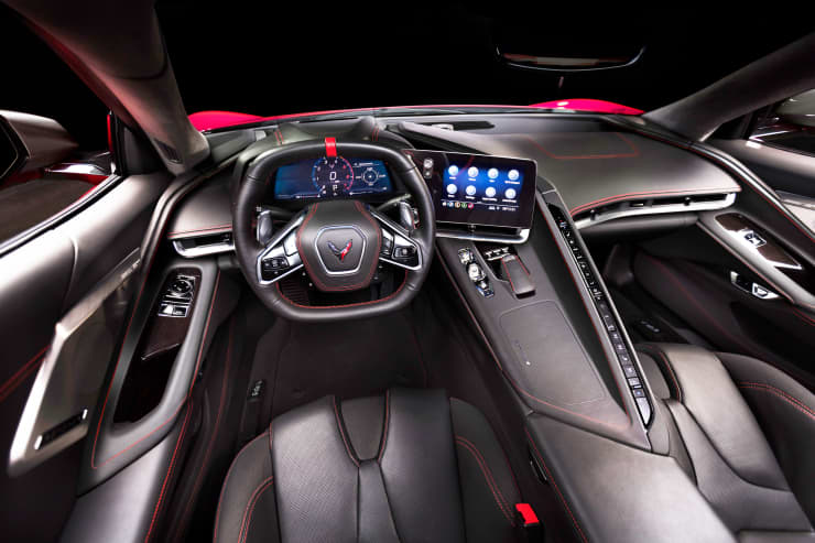 EMBARGOED: H/O: 2020 Chevrolet Corvette Stingray 3