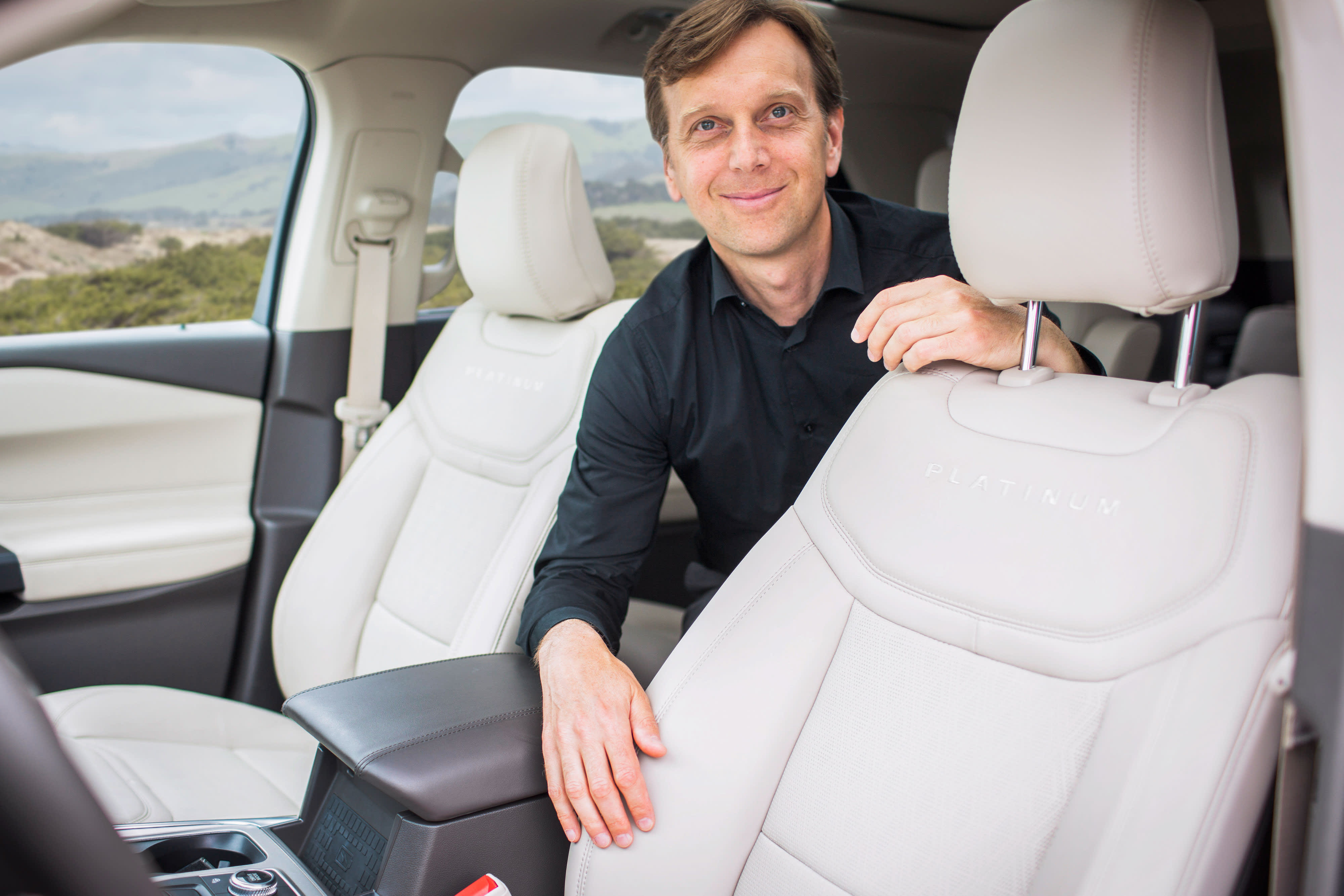 'Dr. Derriere' leads engineering group at Ford to ensure maximum seat comfort in 2020 Explorer