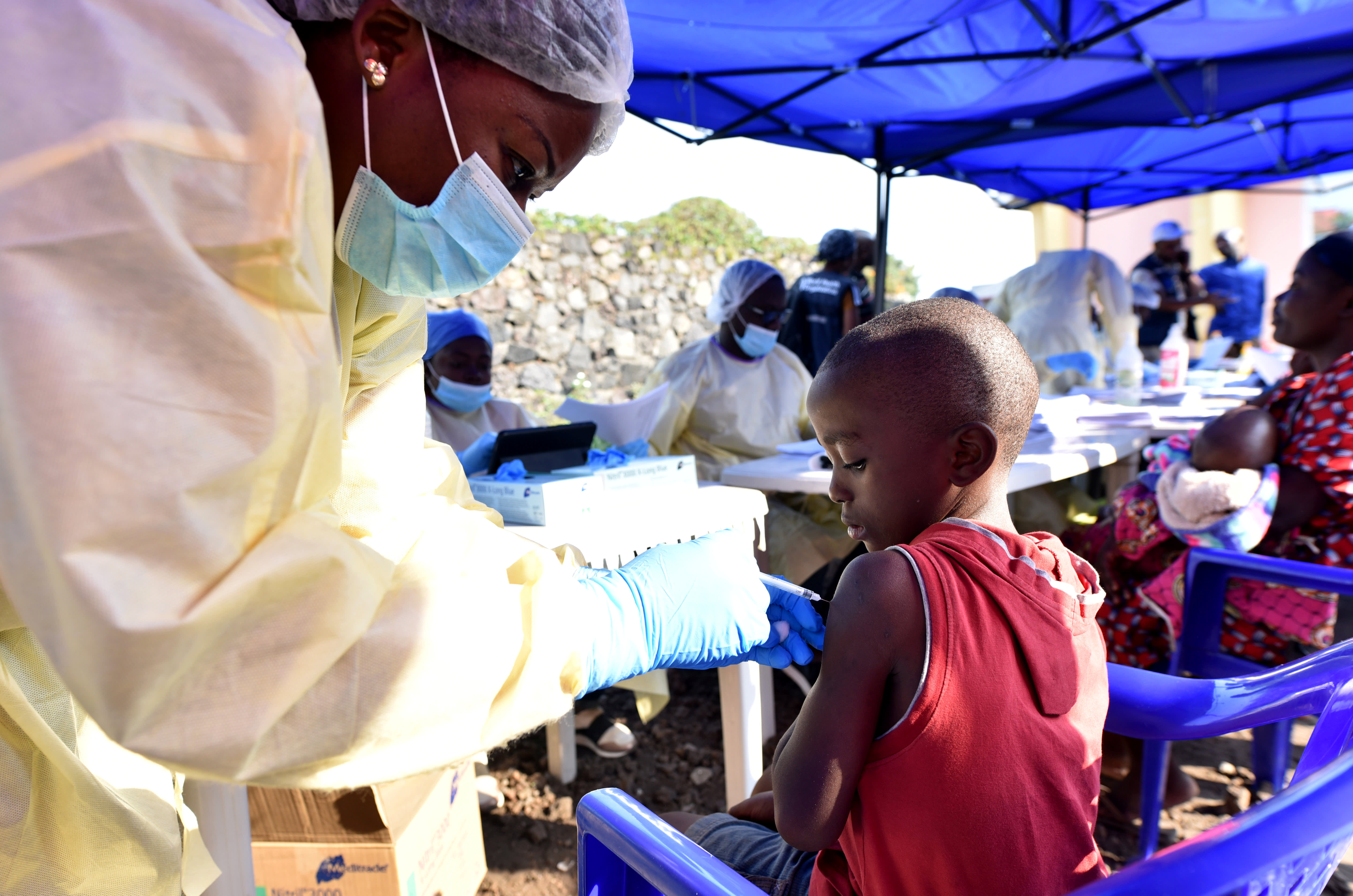 Is Ebola outbreaks in Africa another 'catastrophe'?