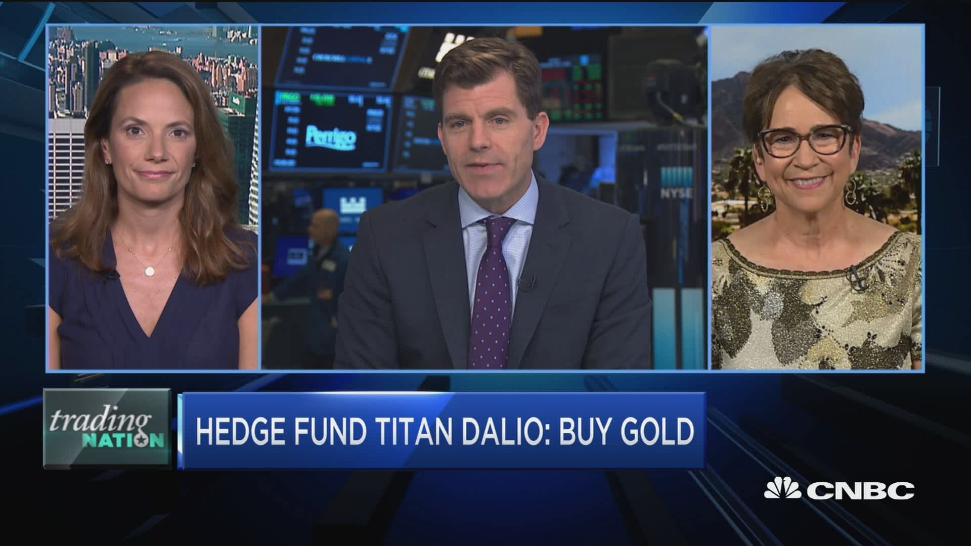 Here's why hedge fund manager Ray Dalio's gold case may be wrong