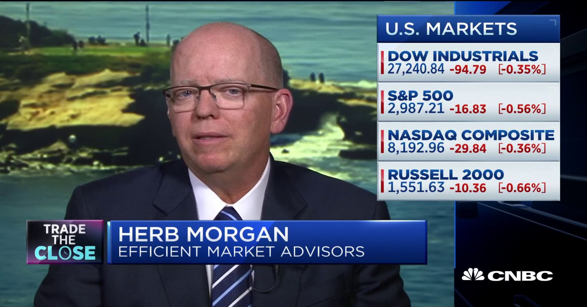 If upcoming GDP number weak, we could see 50 point rate cut from Fed: Herb  Morgan
