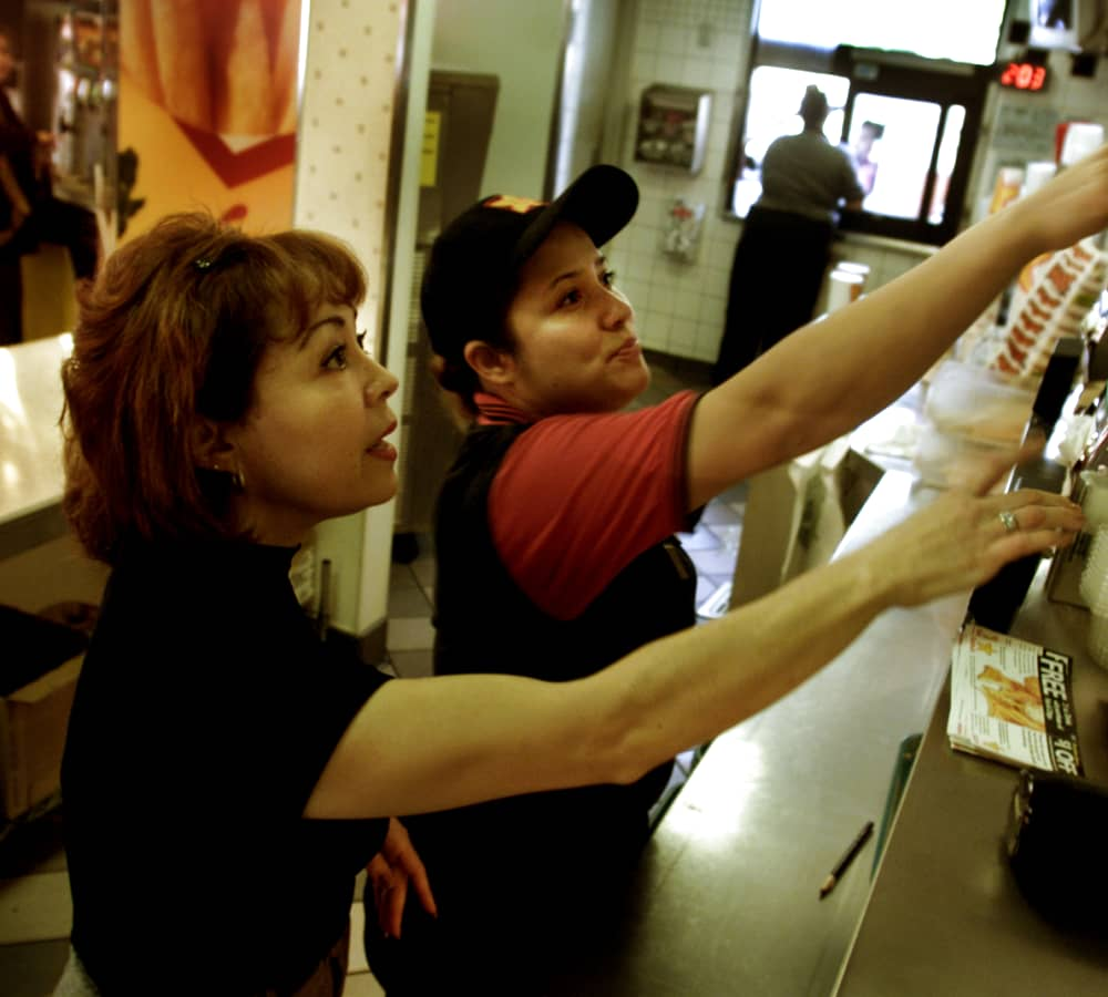 What it's like trying to live on minimum wage—it's a 'constant struggle'