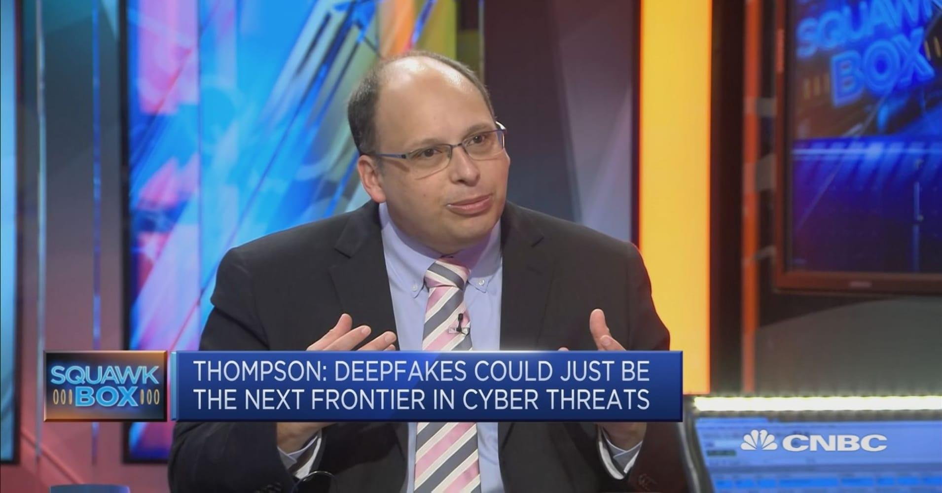 Symantec discusses the financial implications of deepfakes