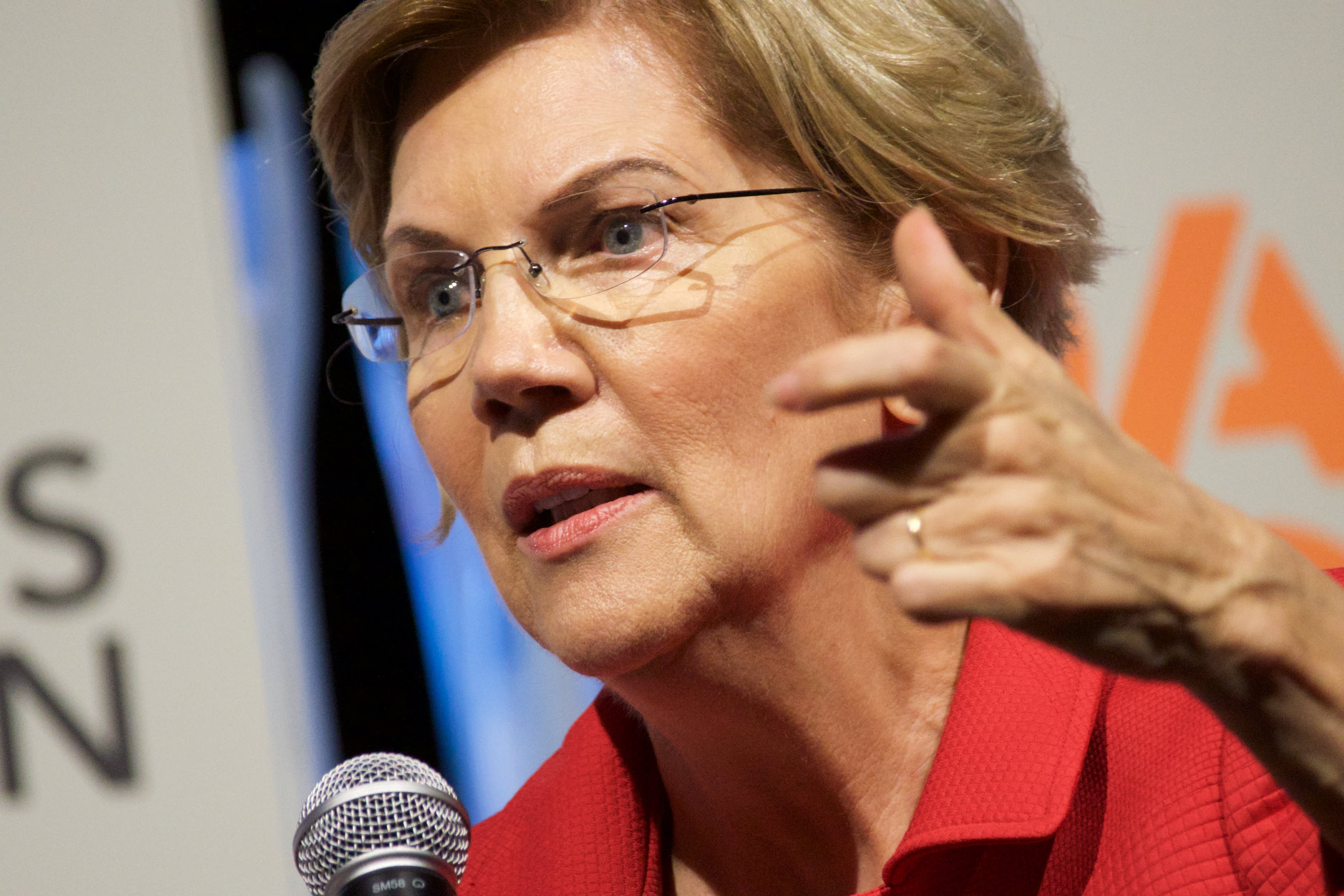 Elizabeth Warren's wealth tax would raise $1 trillion less than she estimates, Wharton study shows