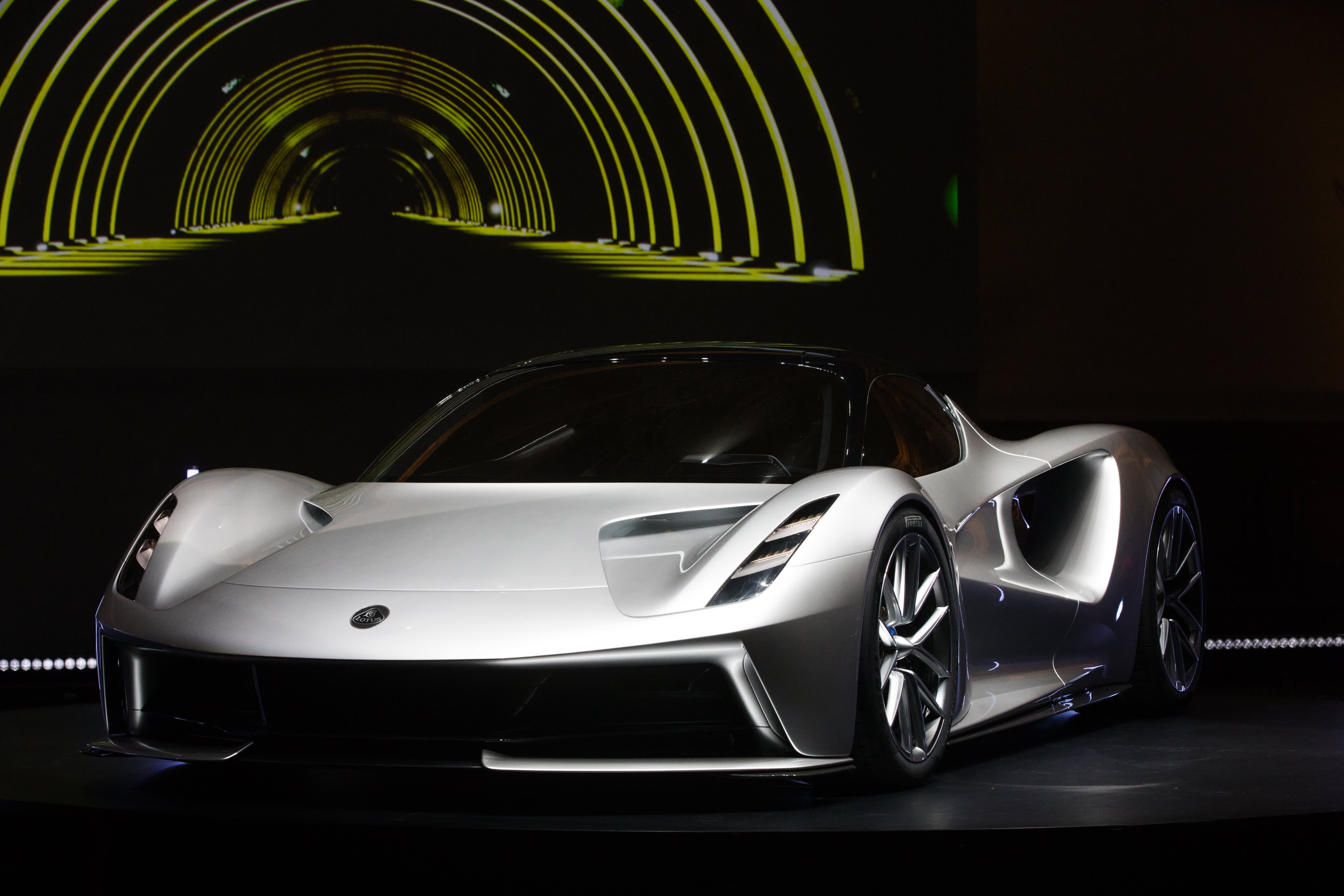 Lotus ups the ante on the electric hypercar with the Evija: 2,000 hp, 200 mph at $2 million