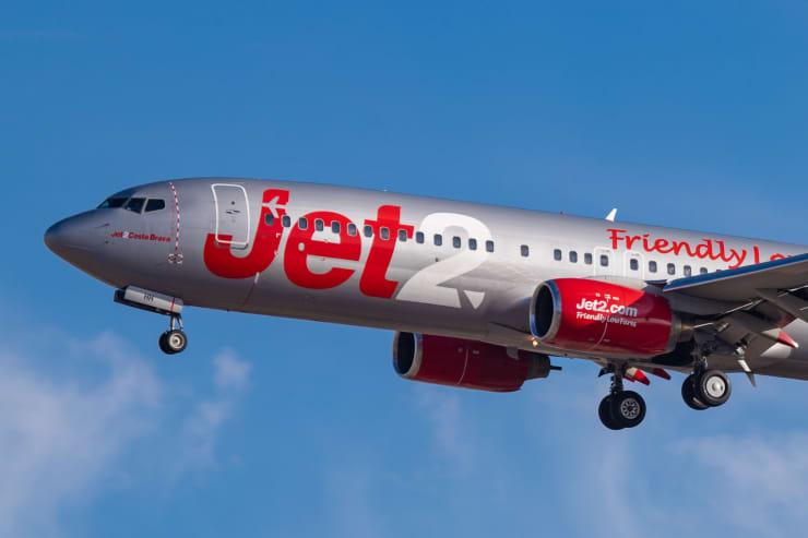 GI: Jet2 Boeing 737-800
