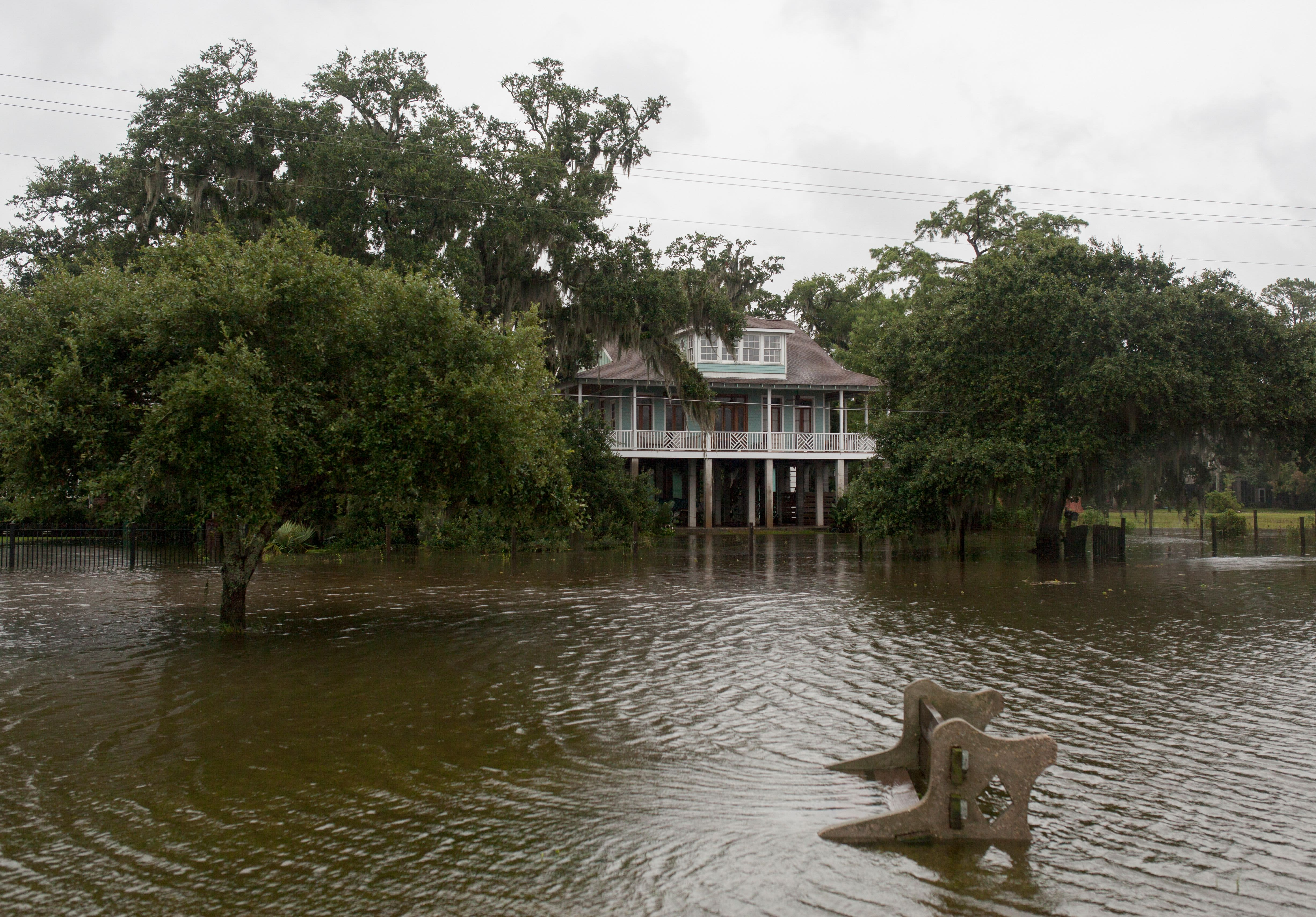 Barry lost some bite, but these 10 cities could lose billions in housing to floods by 2050