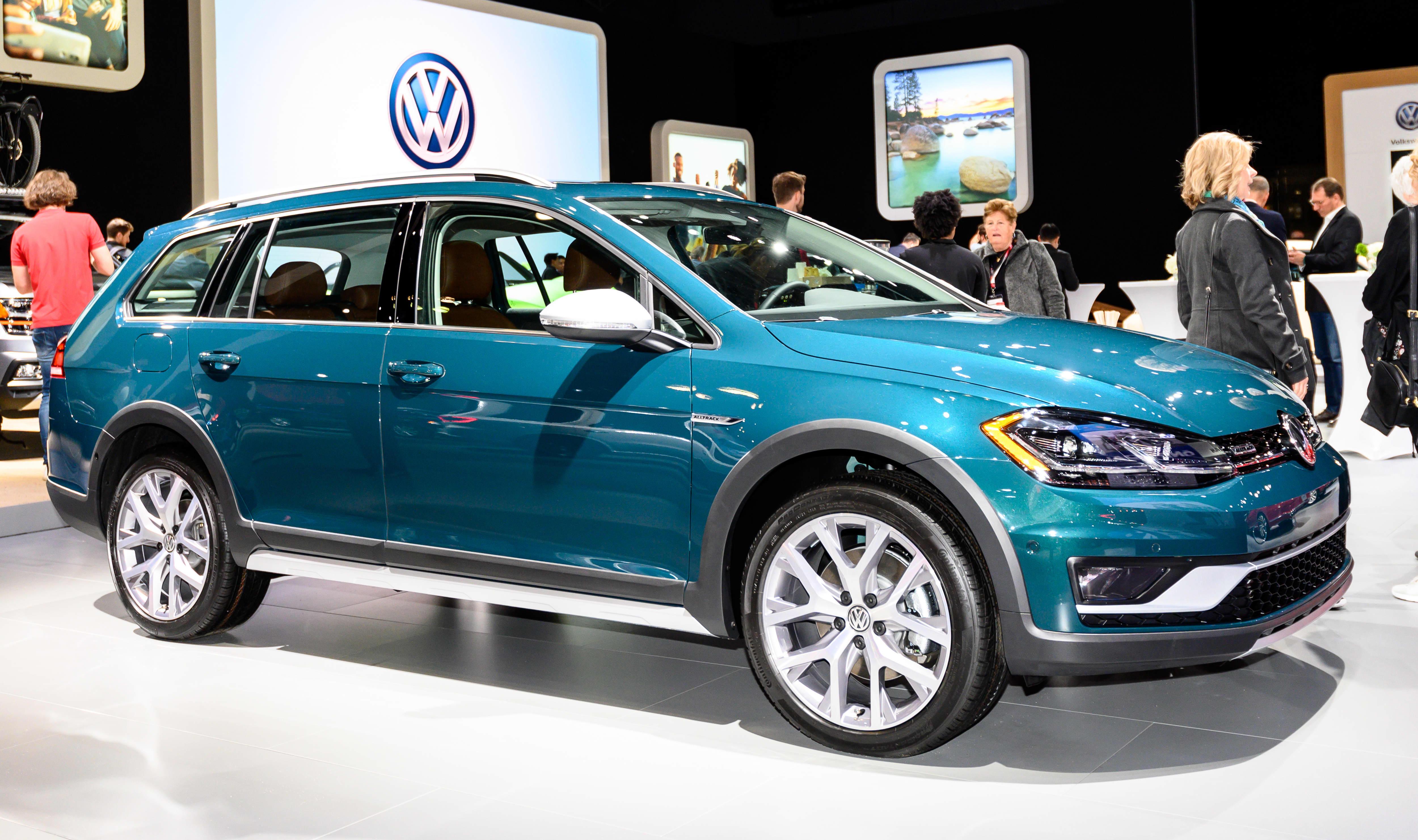 2020 Vw Golf Sportwagen Rumors