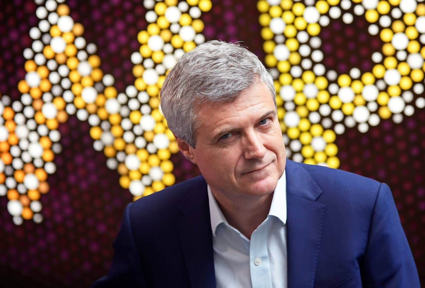 WPP stock falls to lowest level since 2012 on news of fourth-quarter slowdown