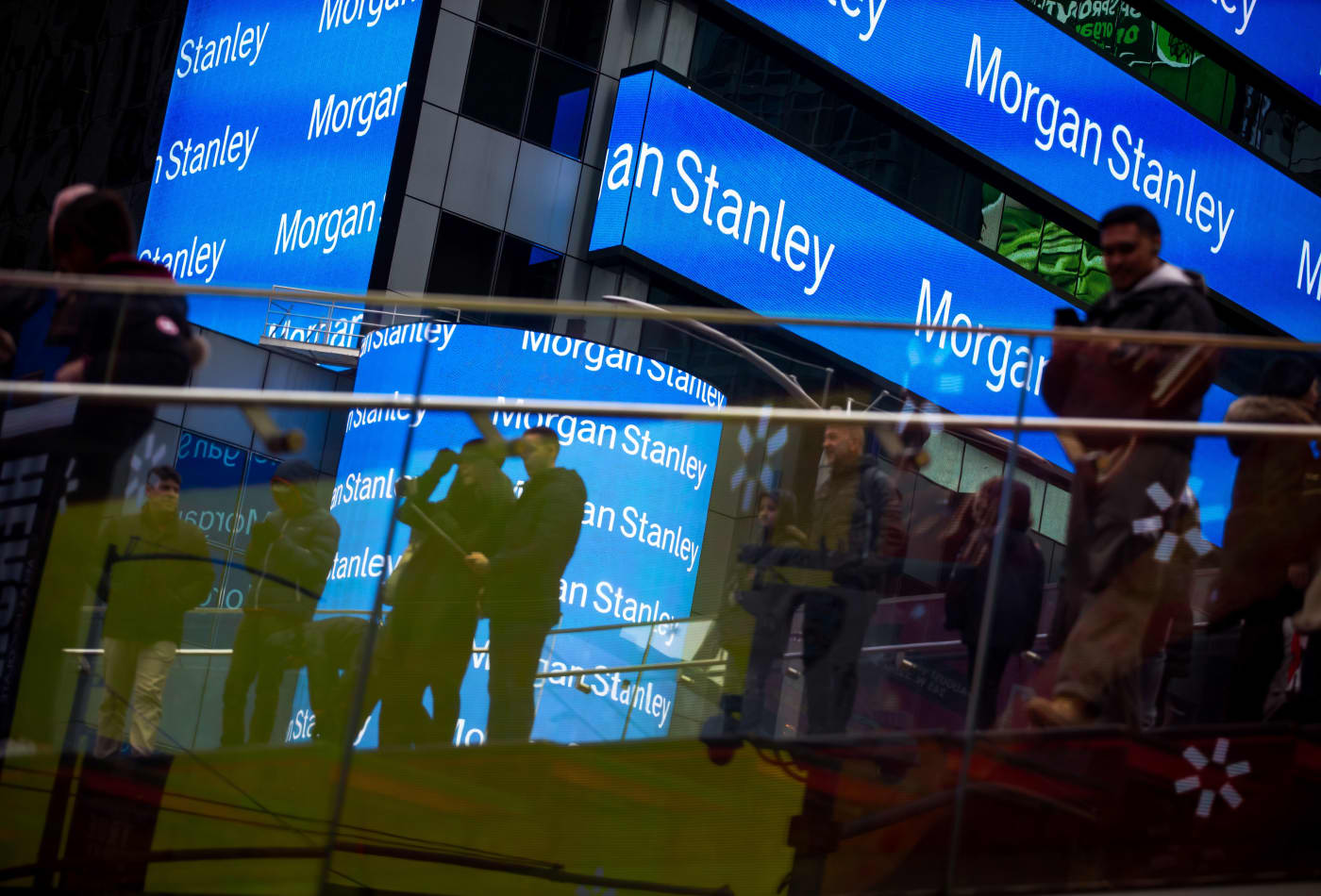 Morgan Stanley names the mega trends — and 18 stocks — that are 'clear investment opportunities'