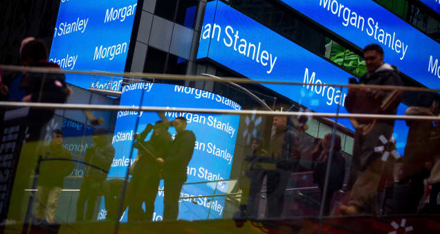 Morgan Stanley had $911 million in first-quarter losses tied to Archegos fund meltdown