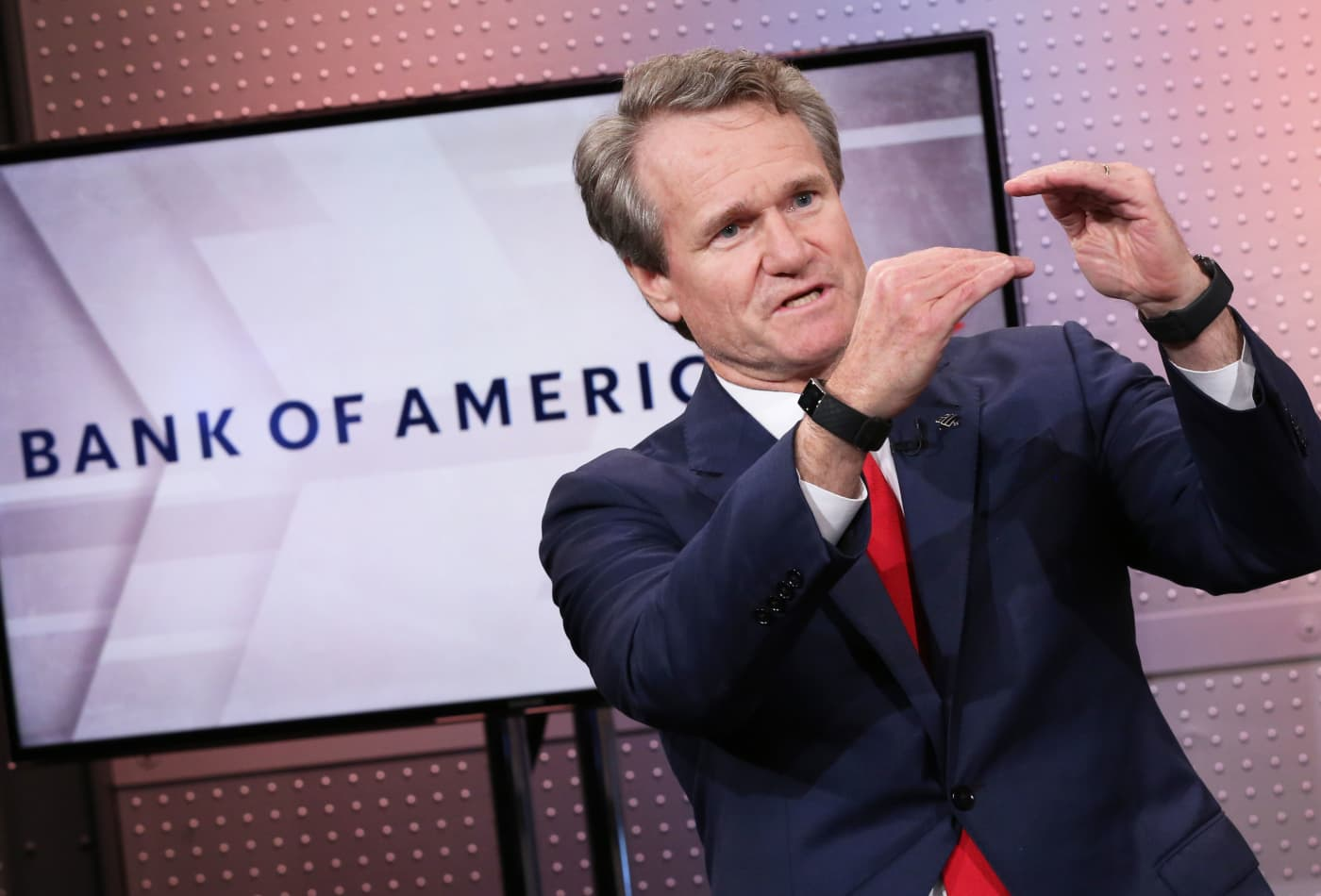 Bank of America shares drop as the firm sets aside another $4 billion for coronavirus-related loan losses