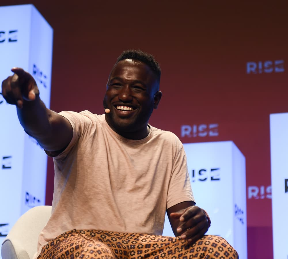 The rule that comedian Hannibal Buress applies to investing