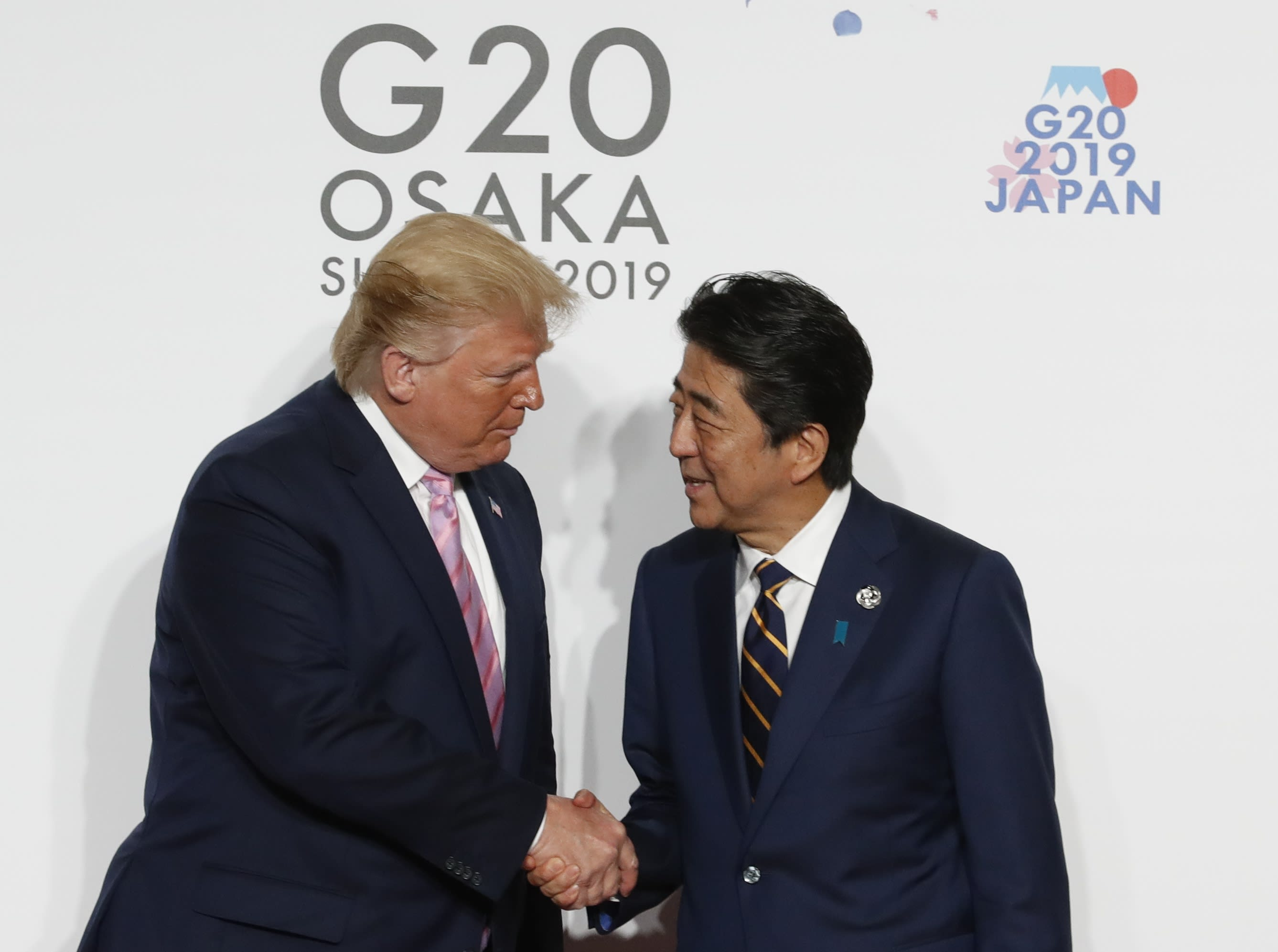 After elections, Japan's leader Abe will be seeking a big win on trade