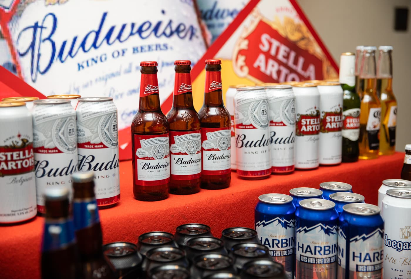 AB InBev just made $1 billion from innovation group ZX Ventures