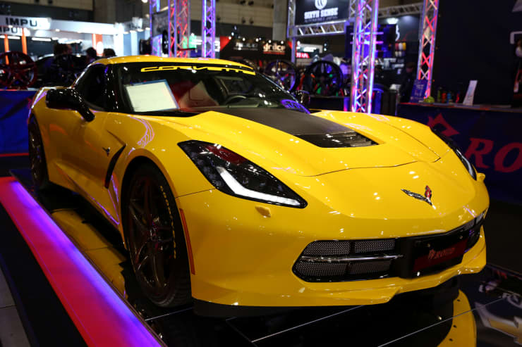 GP: 2014 Corvette C7 version