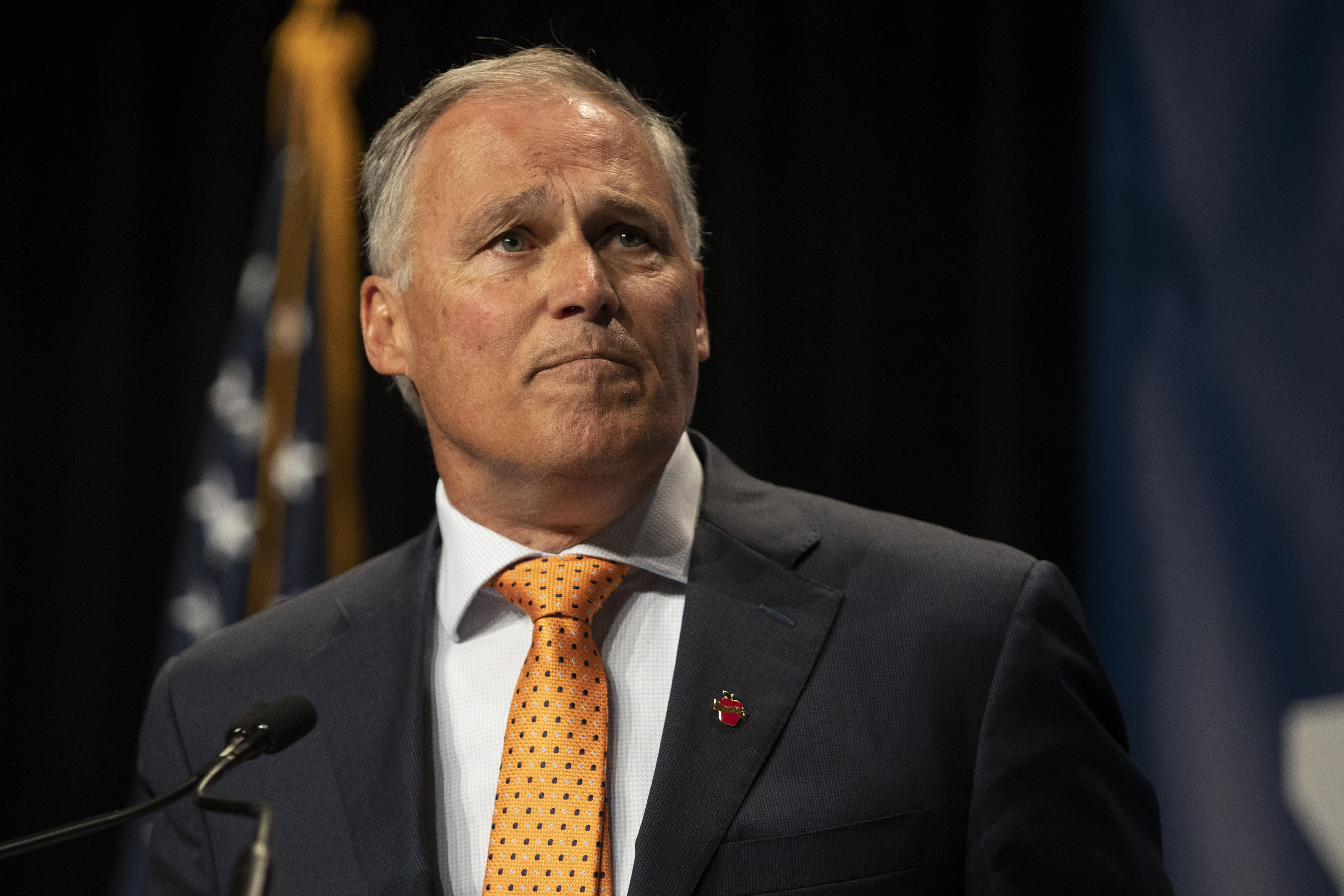 Jay Inslee running for third term as Washington governor after leaving 2020 White House race