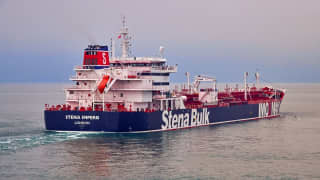 Iran says it captured British oil tanker; oil prices move higher