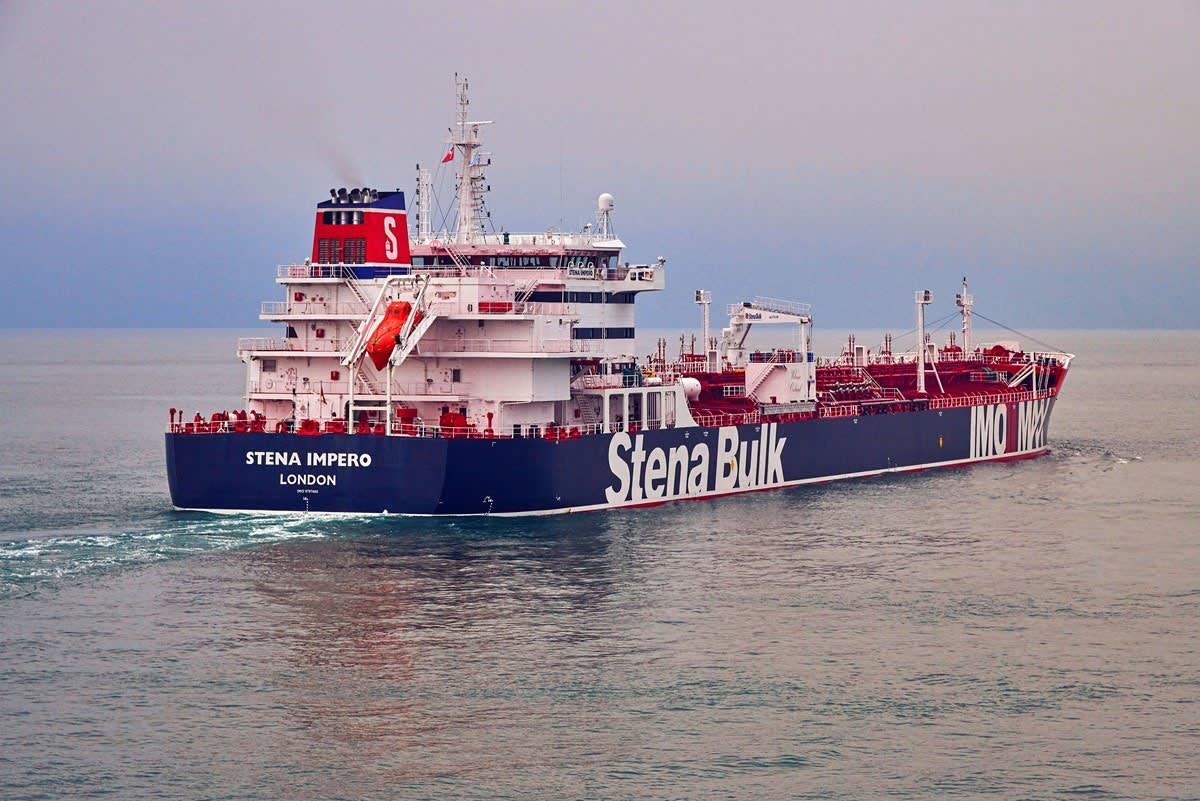 Release tanker and crew immediately, Britain tells Iran