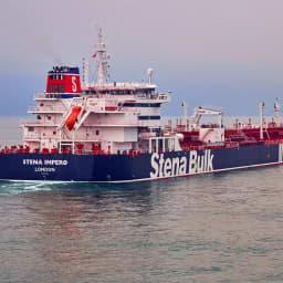 'Extraordinarily brazen' : Iran seizes tankers in Strait of Hormuz, raising tensions with Britain