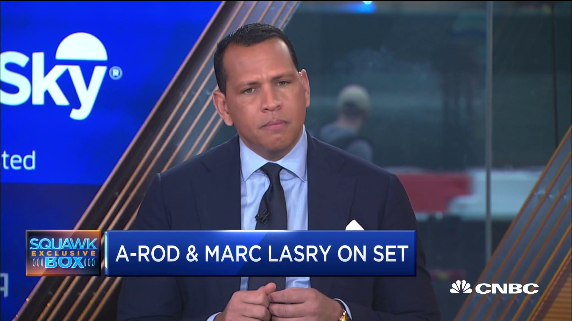 Former MLB star A-Rod wants to stop athletes from going broke