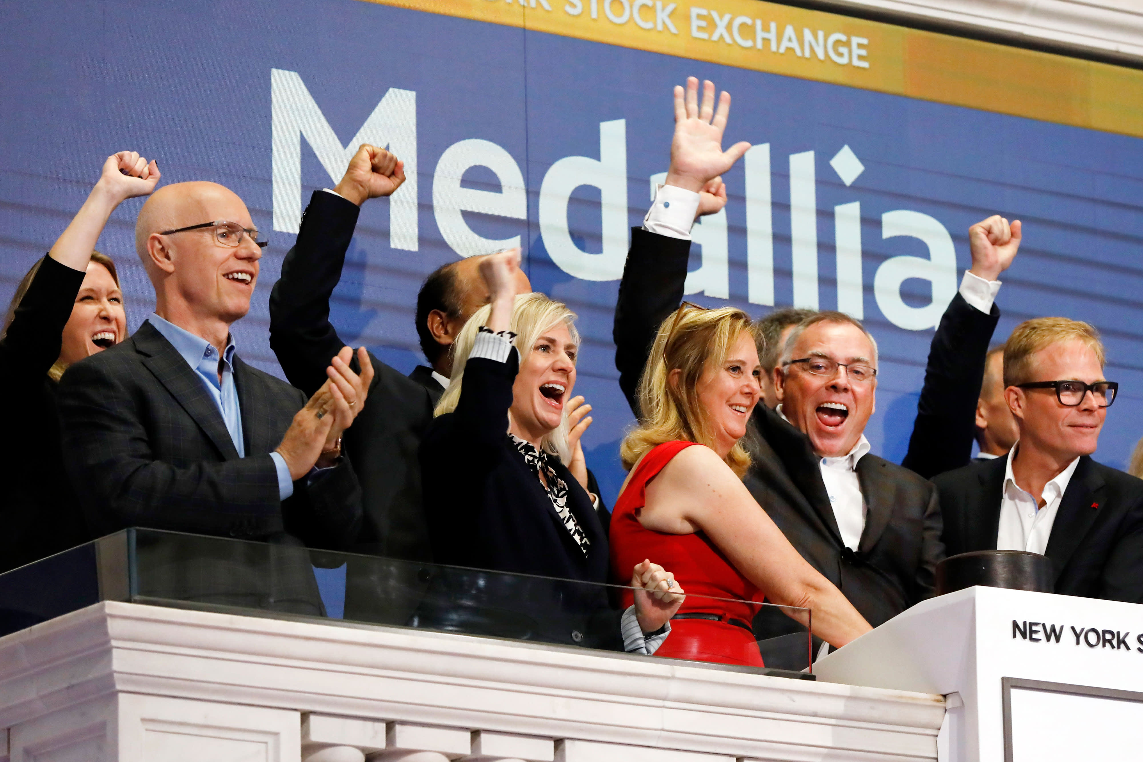 Medallia soars more than 75% in IPO