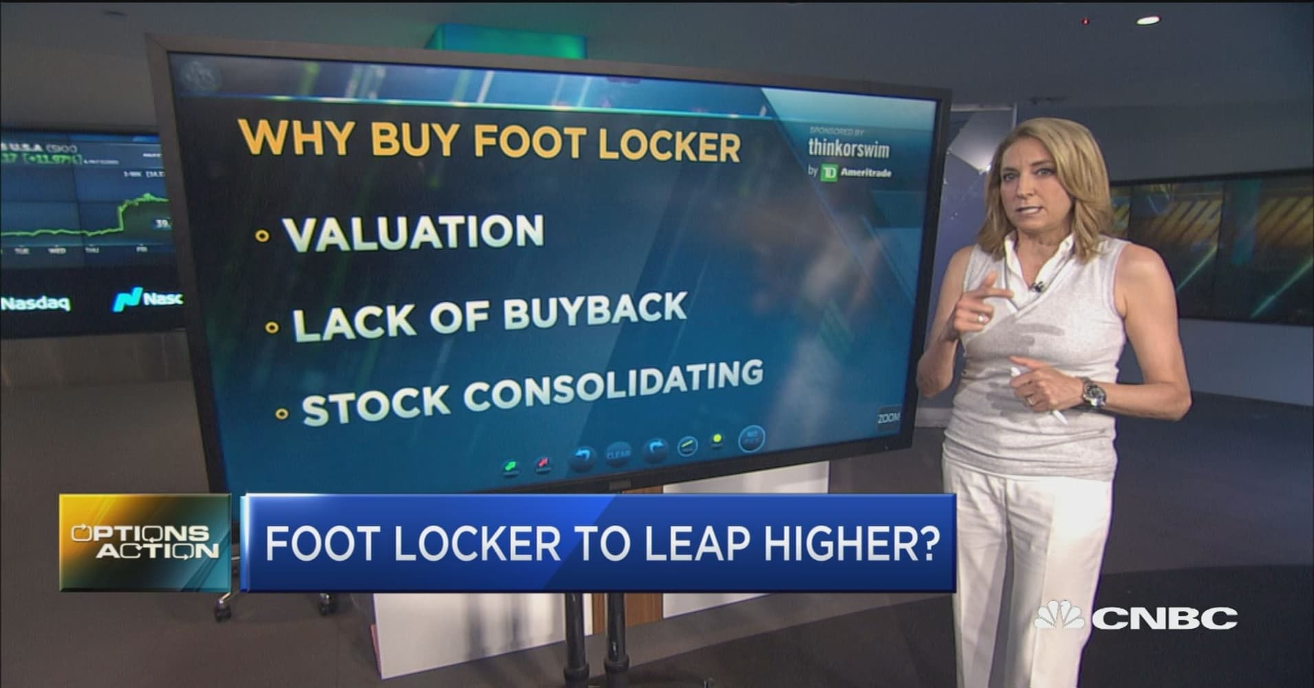 a9526a13f47 Foot Locker next sneaker stock destined for big leap, says trader