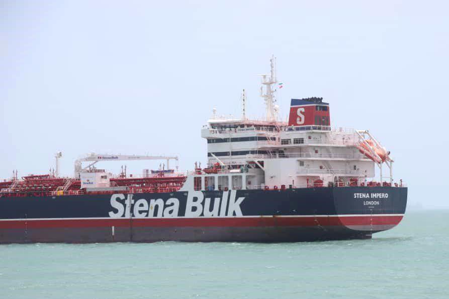 Iran denies that a second British ship was seized