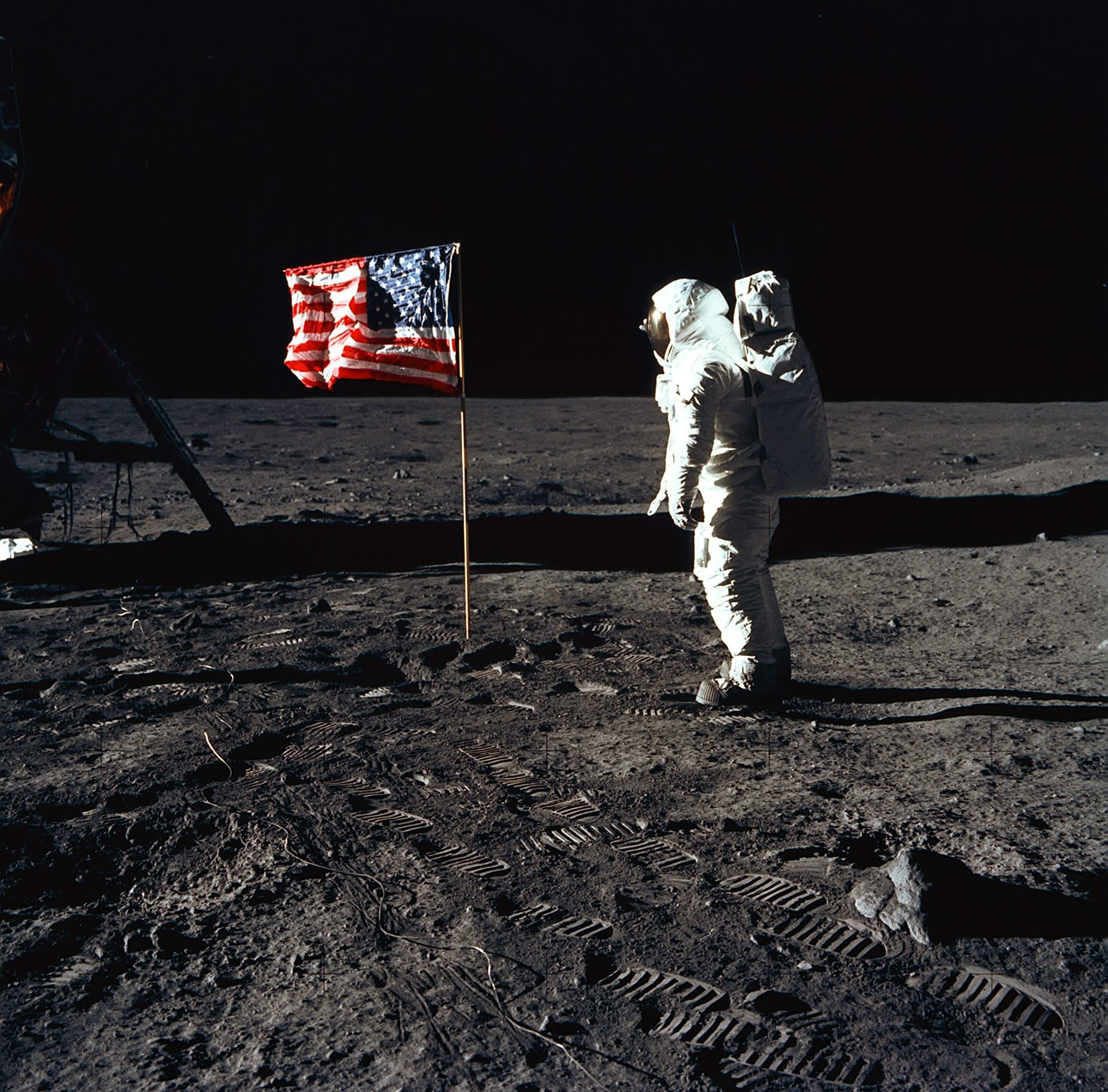 Apollo 11 moon-landing tapes sell at Sotheby's for $1.8 million