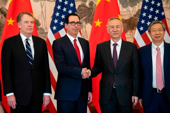 US and China agree to hold semiannual talks on reforms, WSJ says